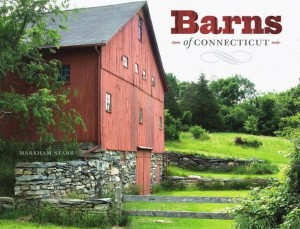 Barns of Connecticut book by Markham Starr is a valuable resource for what is seen on walks around the state.