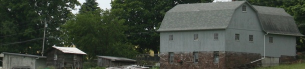 Wyskiel Hubbard barn. MDP photo.