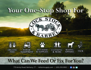 Lock Stock and Barrel in Bethany, Connecticut - What can we feed or fix for you?