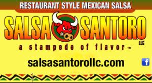 A Stampede of Flavor Salsa Santoro